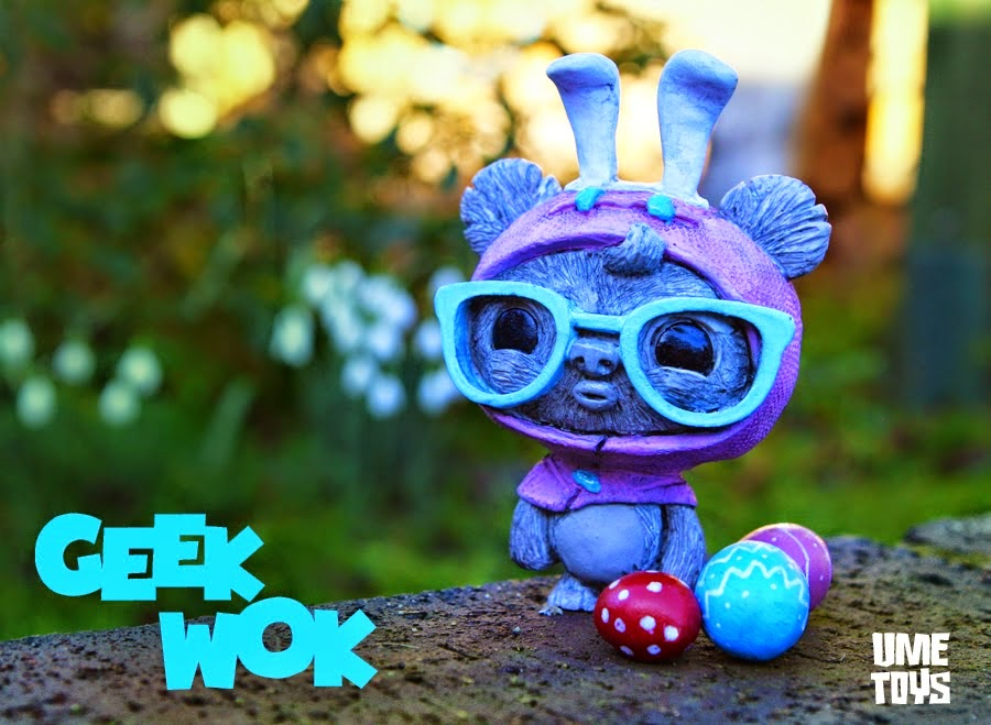 """Spring"" GeekWok Star Wars Resin Figure by UME Toys"