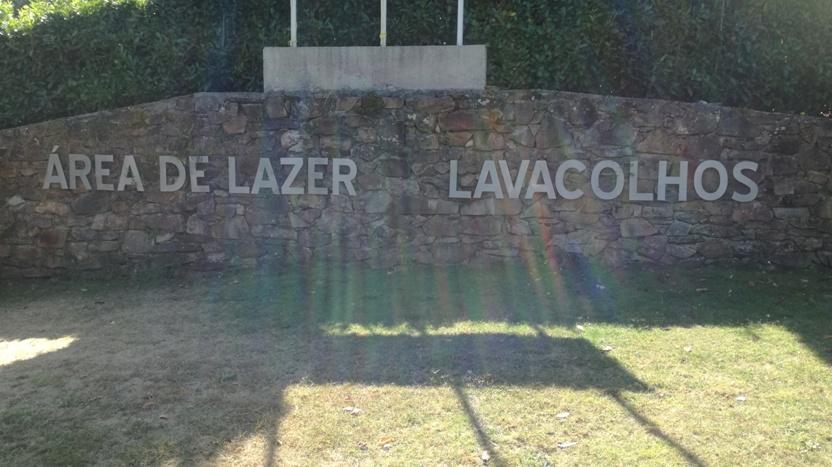 área de Lazer de Lavacolhos