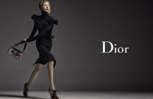 Eniwhere FAshion - Dior - Julia Nobis