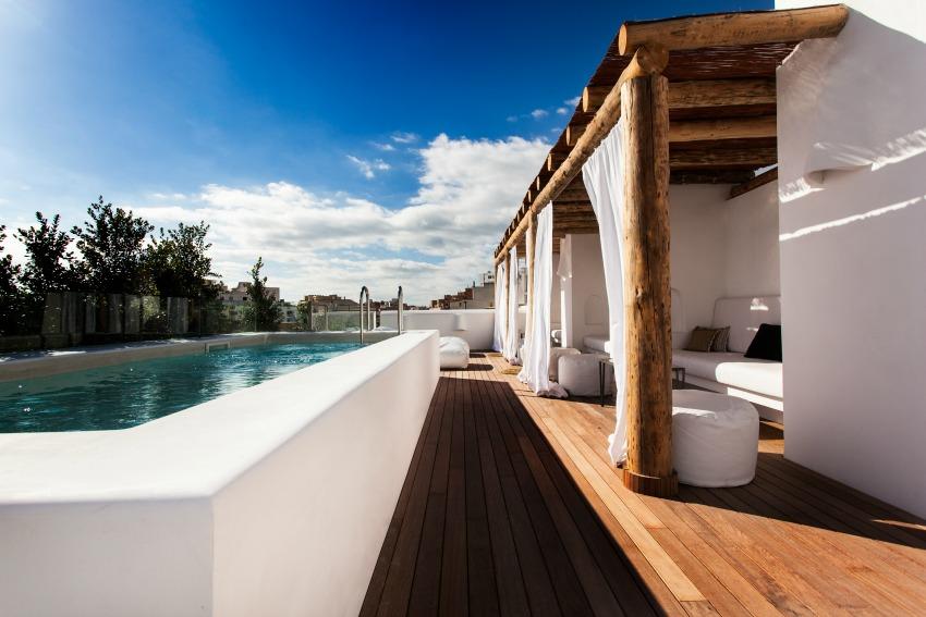 piscina hotel hm balanguera