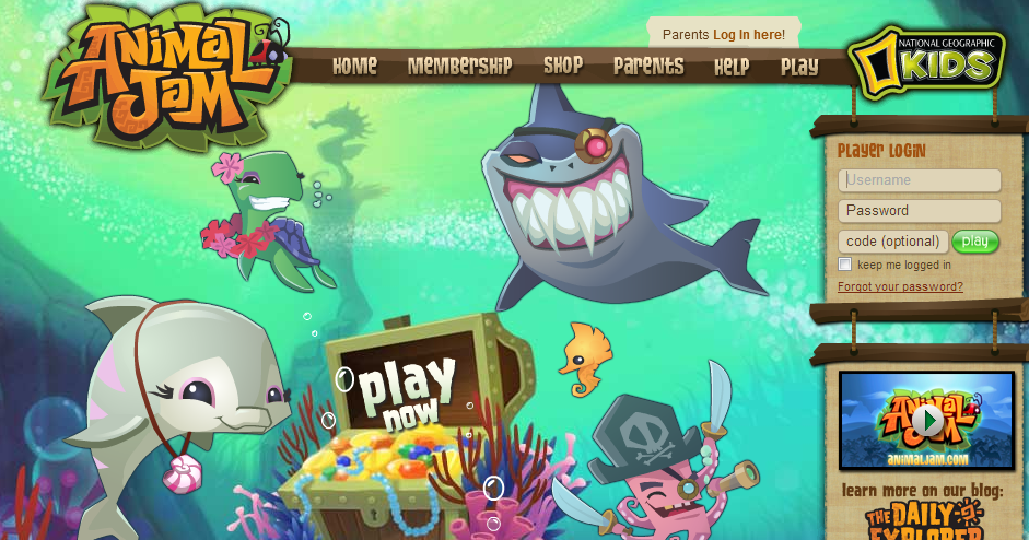 Image of: Play Wild The Obsessive Researching Mommy Animal Jam Game Review Addiction For Kids Shop National Geographic The Obsessive Researching Mommy Animal Jam Game Review Addiction