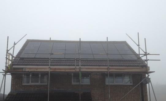 Latest Installations 4 Kwp Solar Panel Installation Using