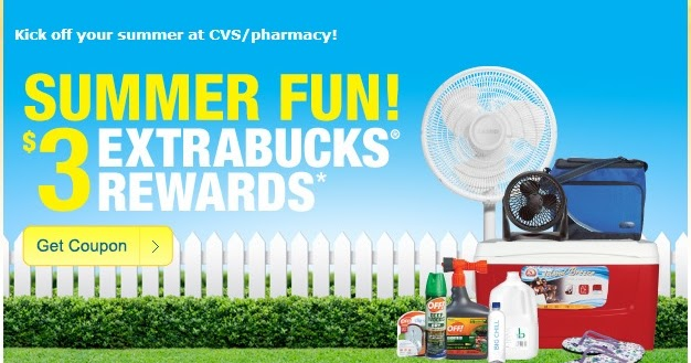 Cvs Coupons 3 Extra Bucks For Mailing List Members