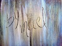 """Η κονσόλα του """"Jackson Pollock"""" 2 Annie Sloan Greece"""