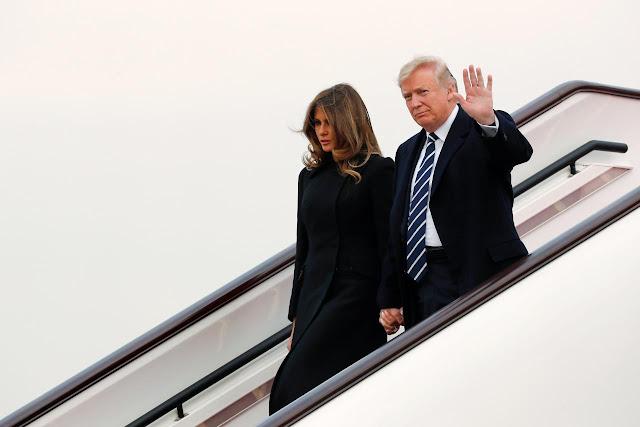 Melania - Donald Trump