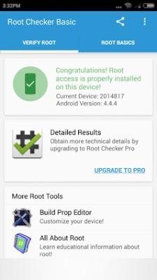 Cara Root Andromax C3 Tanpa Pc Terbaru