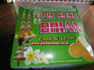 Pie Susu Khas Bali Yang Terkenal Di Denpasar