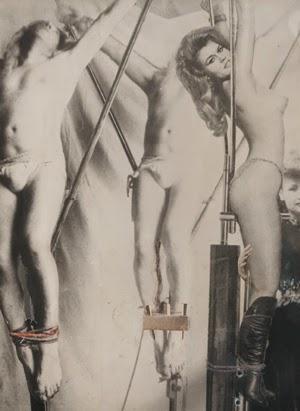 mujeres crucificadas crucified women ghislain dussart