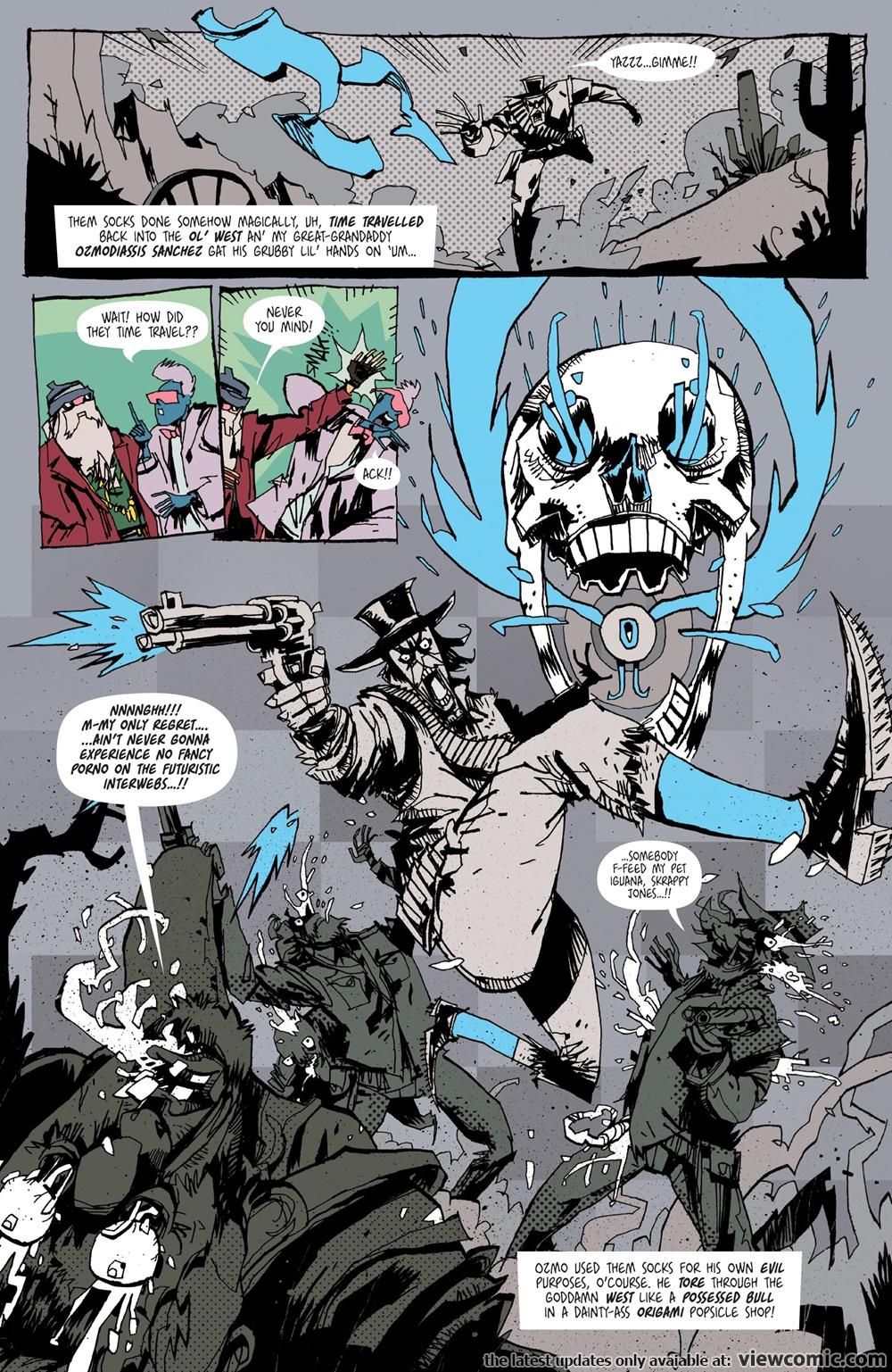 Grrl Scouts – Magic Socks 002 (2017)  | Vietcomic.net reading comics online for free