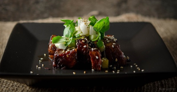 Beef Teriyaki With Sesame Cucumber Salad Recipe
