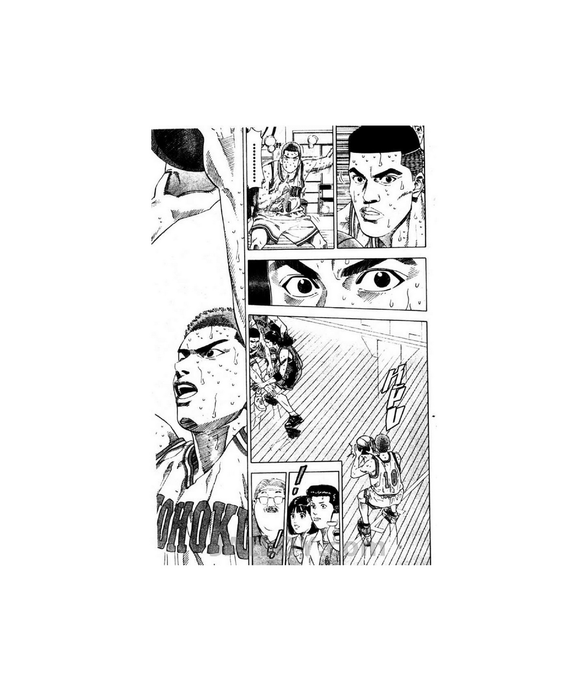 Slamdunk สแลมดังก์ เล่มที่ 24 TH แปลไทย อ่านการ์ตูนออนไลน์
