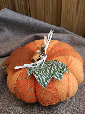 calabaza, pumpkin, potiron, costura, couture, sewing, patchwork, otoño, automne, autumn