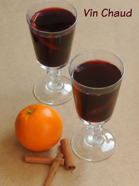 Hot Mulled Wine, Vin Chaud