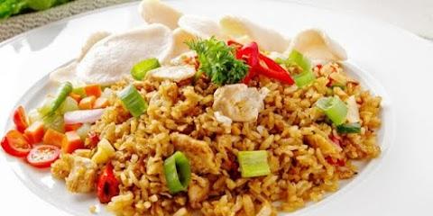 Resep : Nasi Goreng Rumahan