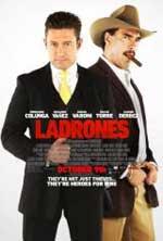 Ladrones (2015) DVDRip Latino