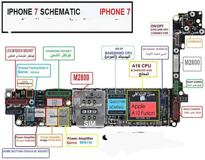 Schematics Iphone  Plus
