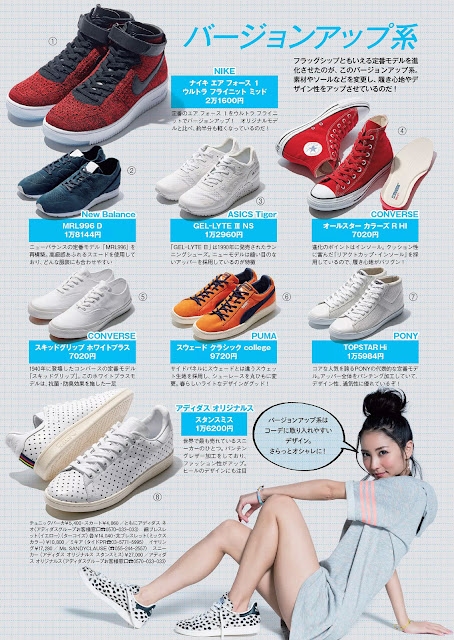Ren Ishikawa 石川恋 Sneaker スニーカー 02