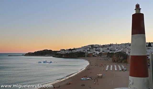 Playa-faro-Albufeira