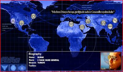 Modern Dünya savaşa girince sadece generaller ayakta kalır