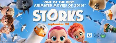 Storks movie 2016