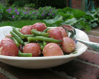 'Best Ever' New Potatoes & Green Beans