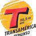 """OUÇA O PROGRAMA JORNALISTICO """" TRANSNOTICIA TRANSAMÉRICA """""""
