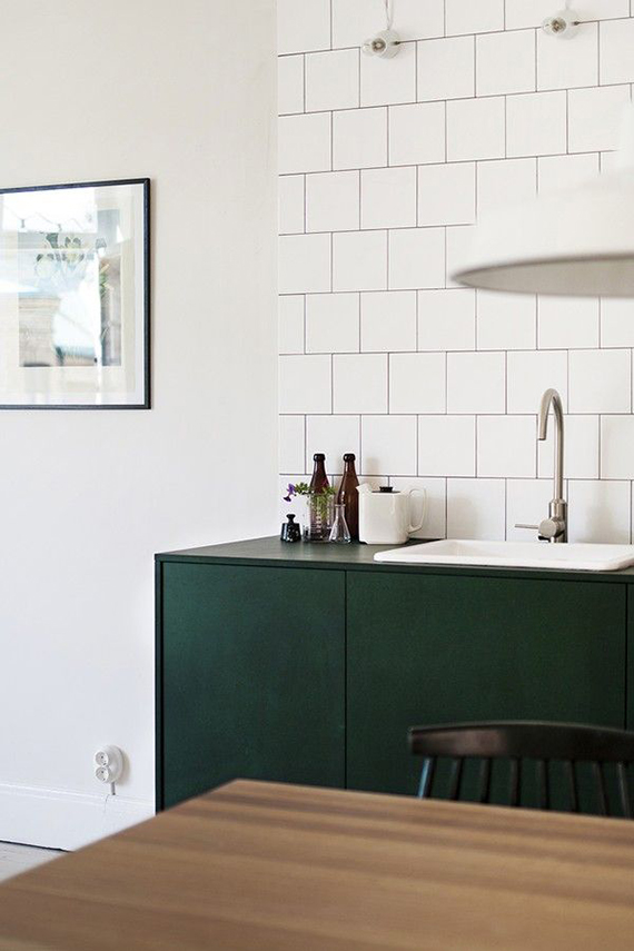 DESIGN TREND: Handle free kitchen cabinets | Hemnet