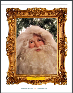 Saint Nicholas by Lisa Wroblewski