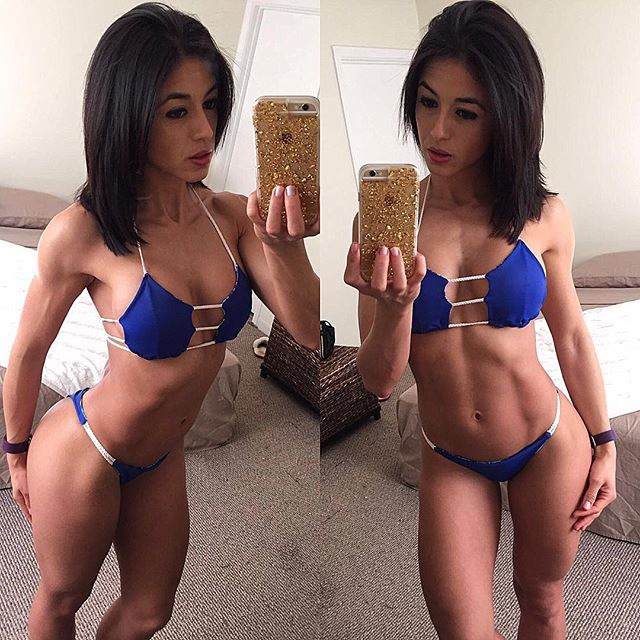 Fitness Model NATALIA BERNAL selie