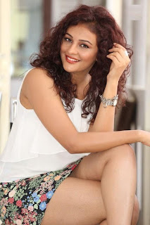 columbus movie heroine seerat kapoor photos