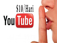 10 Dollar perhari dari Youtube dengan Video Slide Show