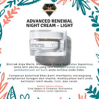 Fungsi Setiap Produk Dalam Youth Skincare Shaklee