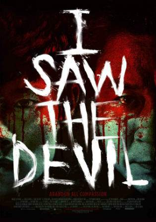 I Saw The Devil 2010 DVDRip 400MB English Korean Dual Audio 480p Watch Online Full Movie Download bolly4u