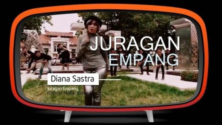 Diana Sastra Juragan Empang