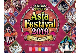 All of overseas AKB48 sister group will be on same stage