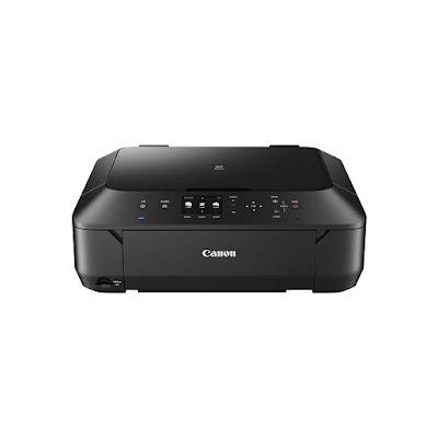 Colour Inkjet Photo Printer alongside Direct Wifi Canon PIXMA MG6450 Driver Downloads