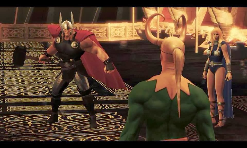 So what are you guys most looking forward to? For me it's Asgard in ...