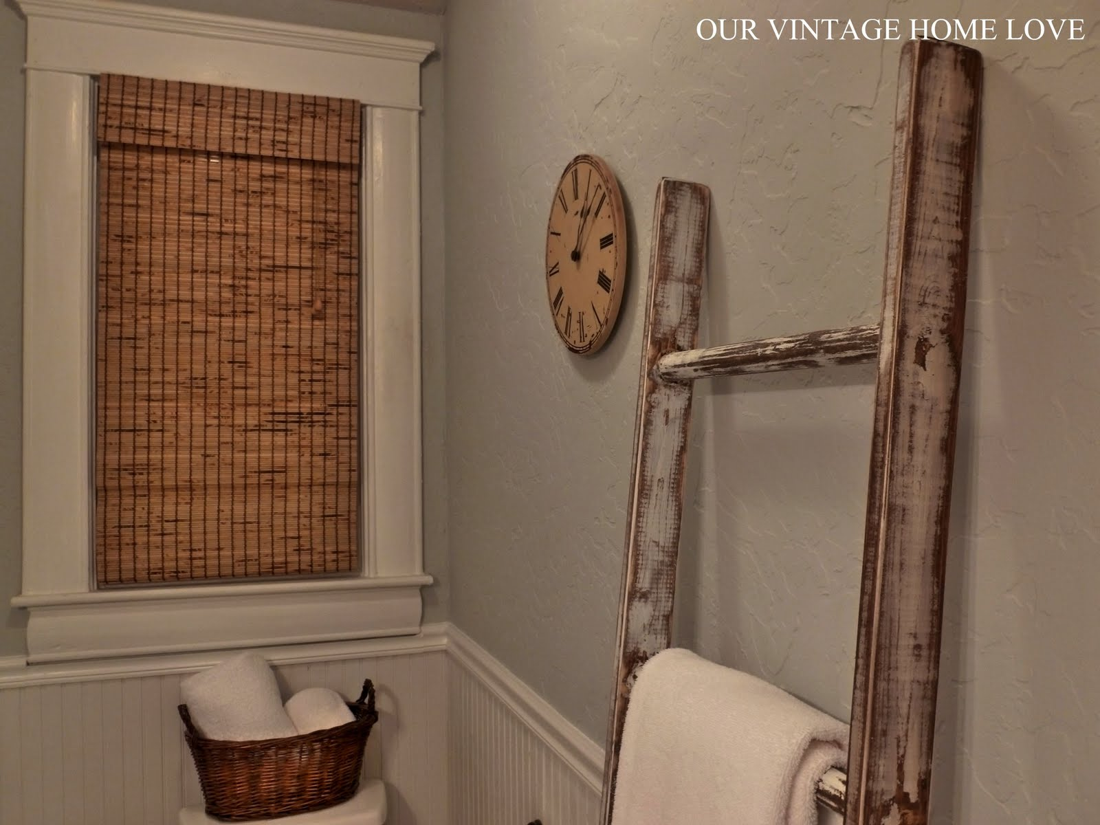 Vintage Home Love: Master Bath Redo Featuring Reclaimed