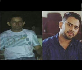 Pai e filho foram vítimas fatais de acidente no interior da Paraíba