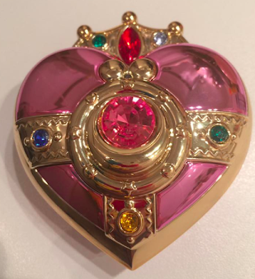 Revue du Cosmic Heart Cheek Sailor Moon Bandai