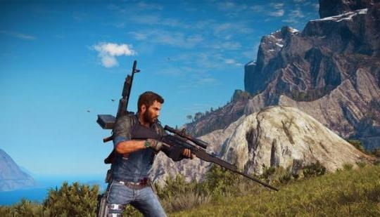Just Cause 3 PC Game direct download