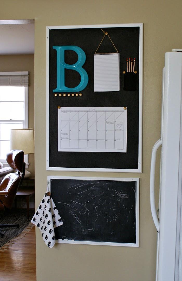kitchen calendar family command center