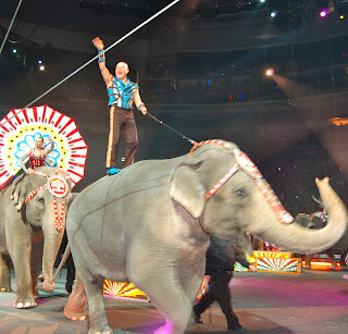 Ringling Brothers IS Supercharged