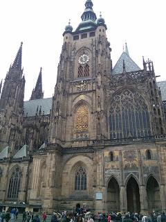 praga que ver catedral
