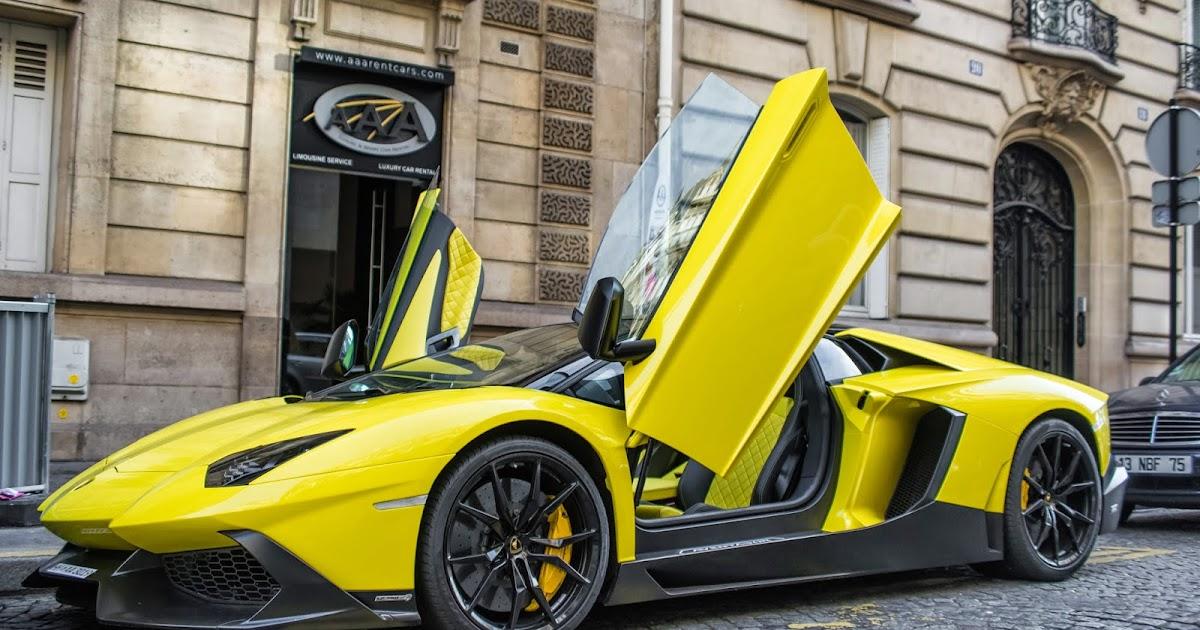 LP720 4 Roadster 50° Anniversario Lamborghini Aventador | On A Quest For  The Best.