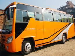 Bus booking agency Kathmandu Nepal.
