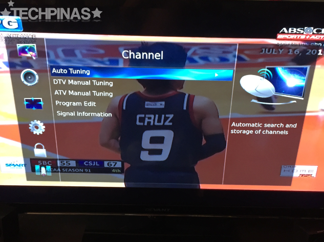 Watch Digital Channels for Free on your Smart LED TV Without Cable