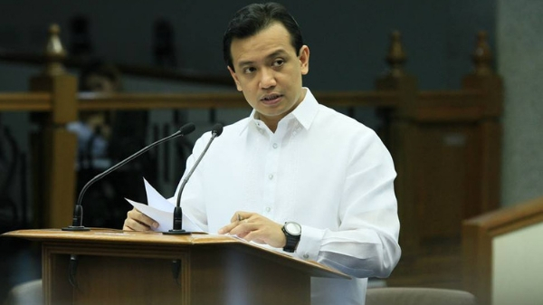 Makati court defers Trillanes' arrest; senator to go home