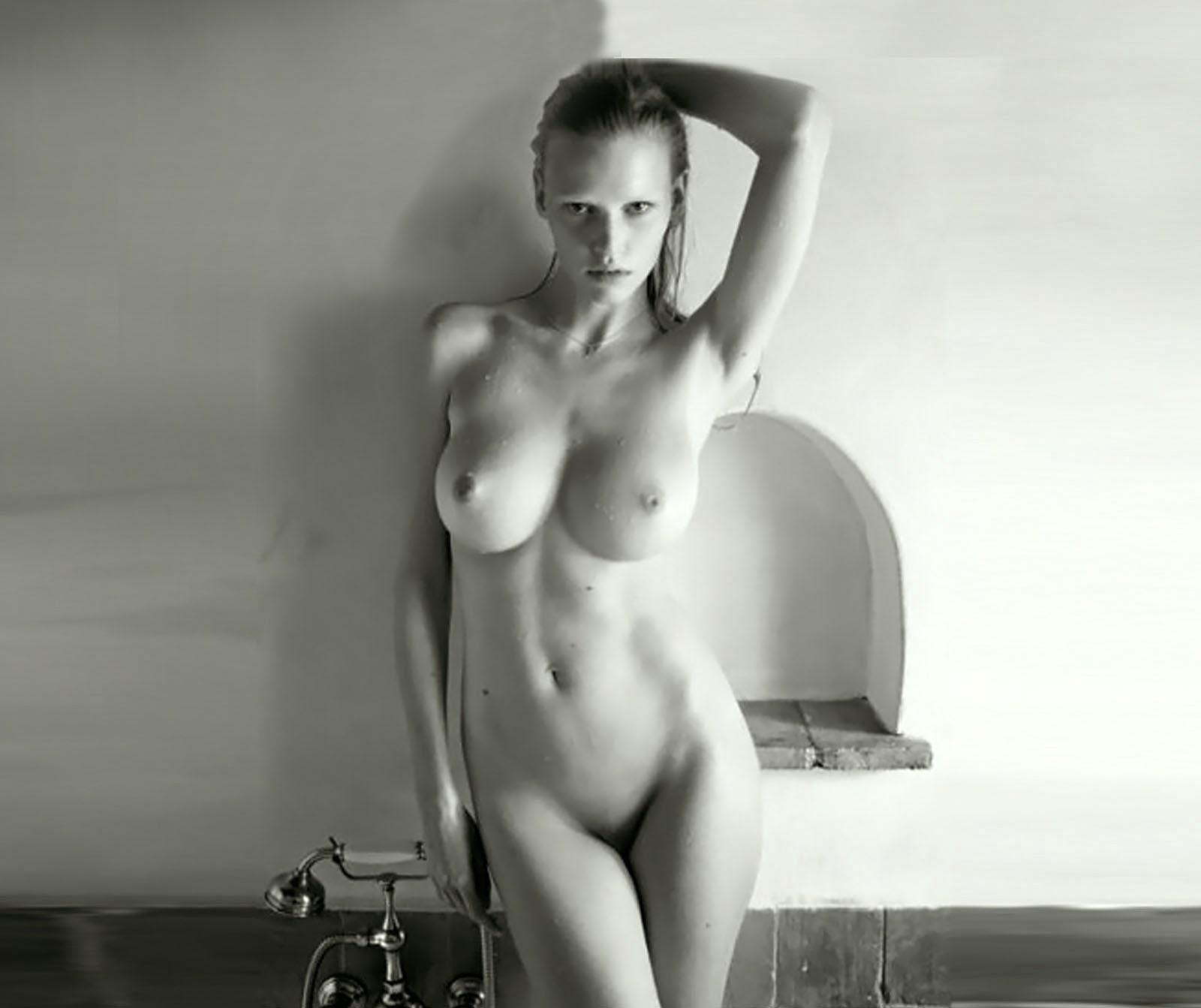 Topmodels nude Beautiful Nude