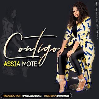 Assia Mote - Contigo (Prod. NP Classic Beatz)